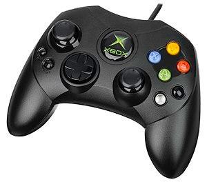 "English: The Xbox ""S"" controller."