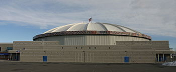 The Yakima Sundome