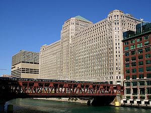 English: Merchandise Mart, Chicago, IL, USA