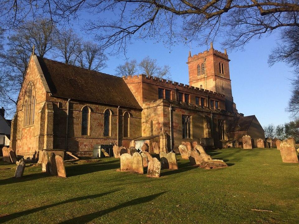 Photo of Parish church of St Mary the Virgin, Alveley, Shropshire