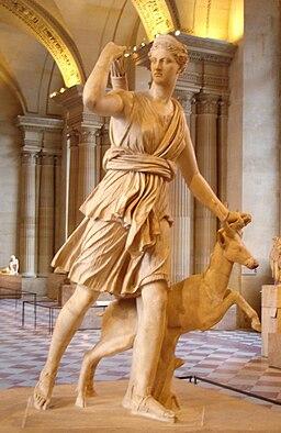 Diane de Versailles Leochares