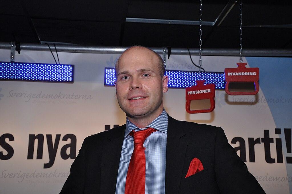 Erik Almqvist (SD)