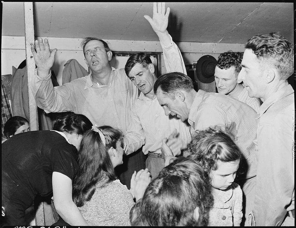 "Your Church Pentecostal?"" sermon for this Pentecost Sunday"