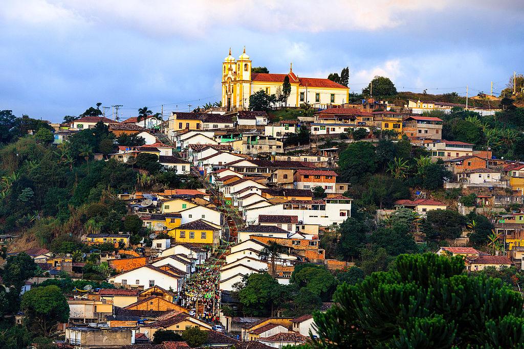 UNESCO World Heritage Sights Ouro Preto