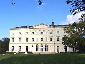 Château HEC-CRC à Jouy-en-Josas (Yvelines, Fra...