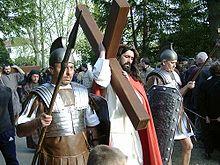 Wikipedia: Passionsprozession in Stuttgart-Bad Cannstatt