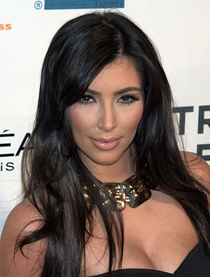 Kim Kardashian at the 2009 Tribeca Film Festiv...