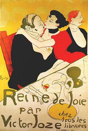 Henri de Toulouse-Lautrec lithograph poster of...