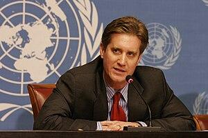 Matthew Bryza, Deputy Assistant Secretary of S...