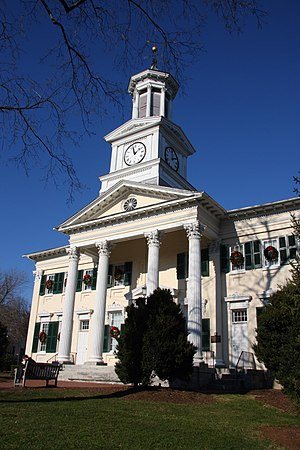 English: McMurran Hall, Shepherdstown, West Vi...