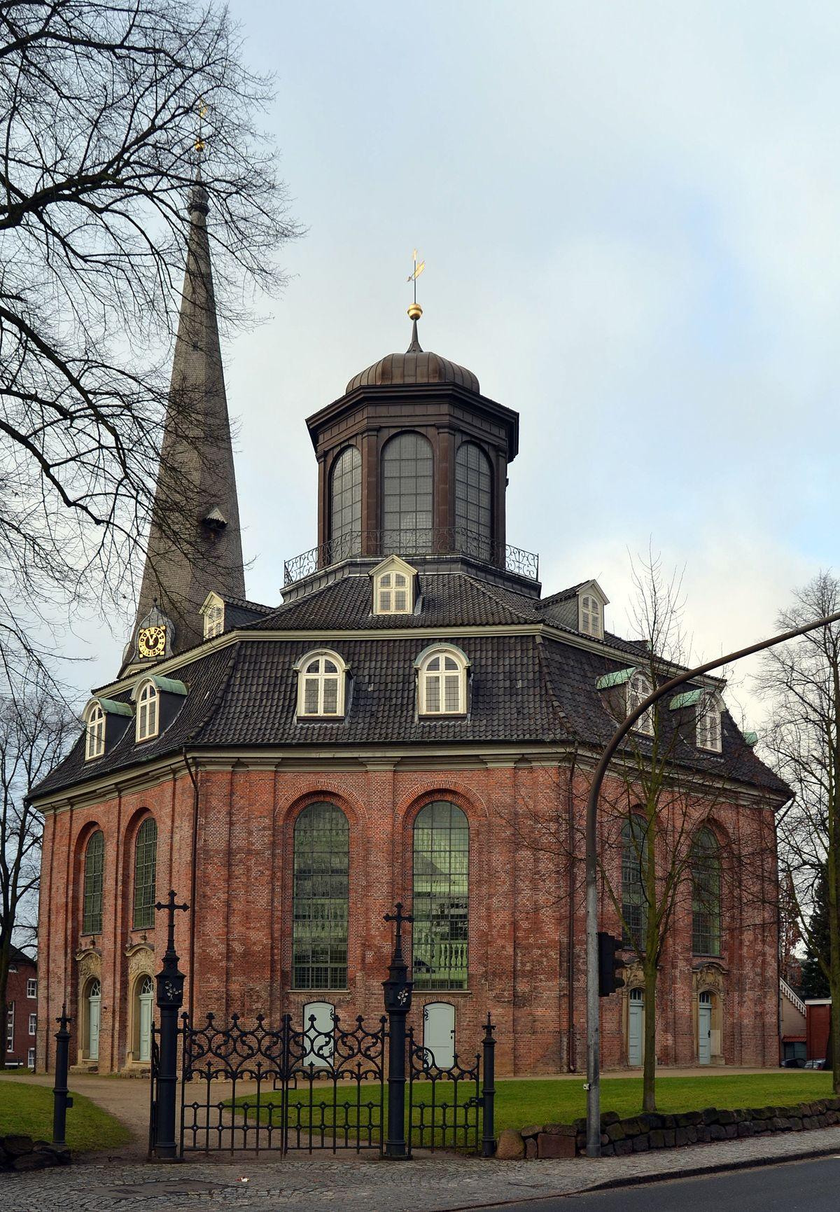 Octagonal Churches Wikimedia Commons