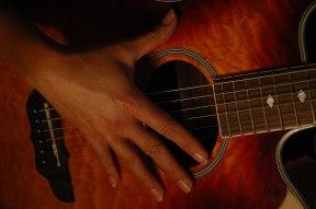 accompagnamento, accordi con la chitarra