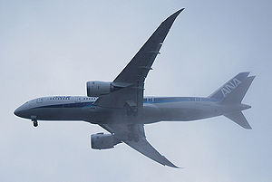 2nd Boeing 787 First Flight