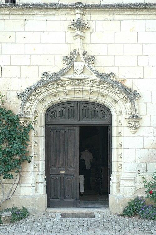 ChateaudUssePortail