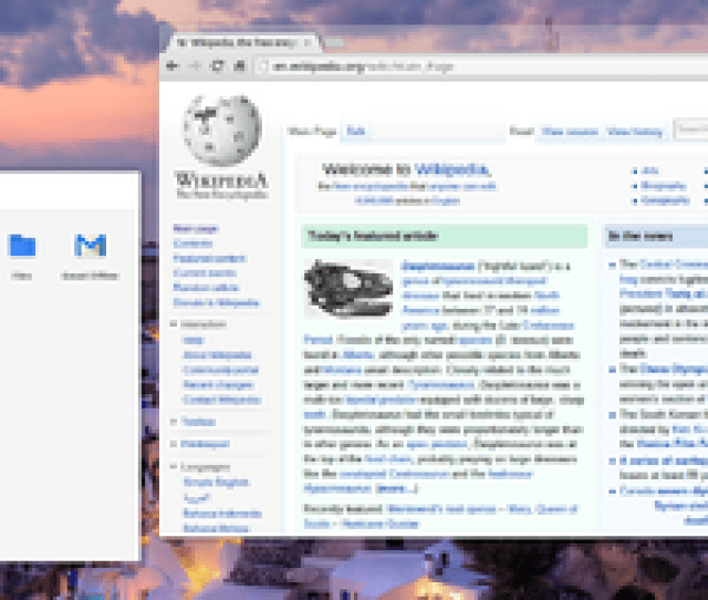 Chromium Os Updated Png