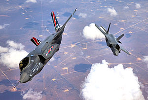 English: F-35 Lightning II Joint Strike Fighte...