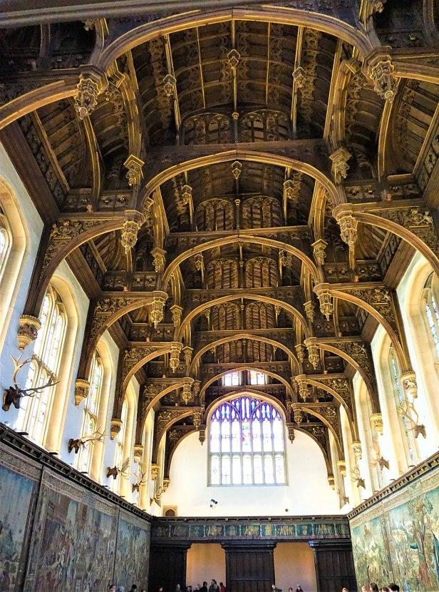 Henry VIII's Great Hall - Hampton Court Palace - Joy of Museums 3