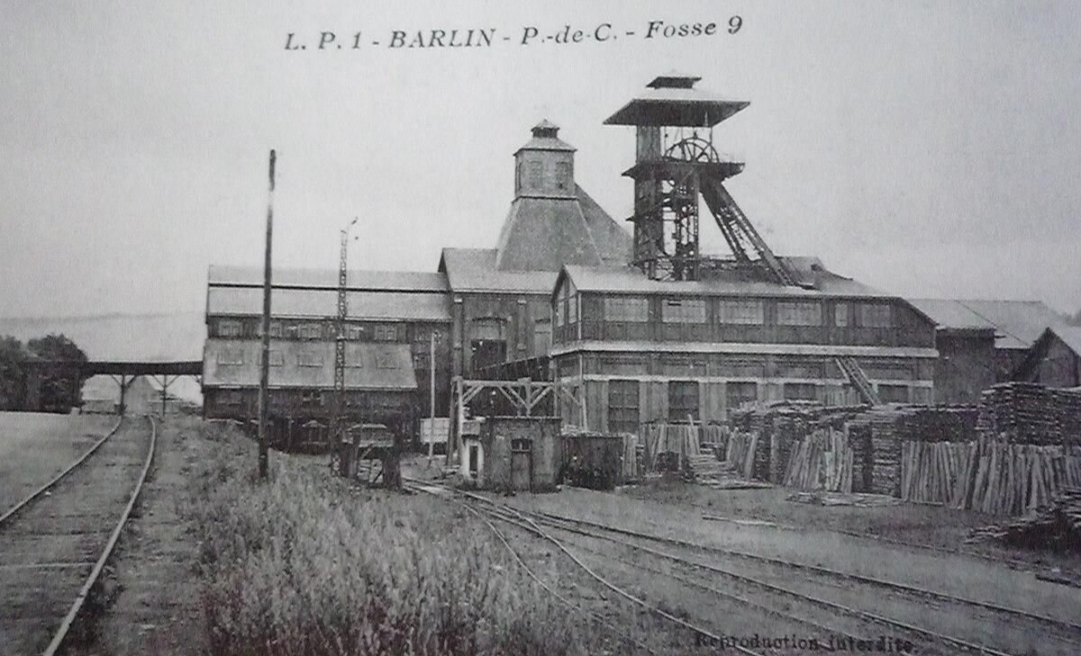 Fosse N 9 9 Bis Des Mines De Nux Wikipdia