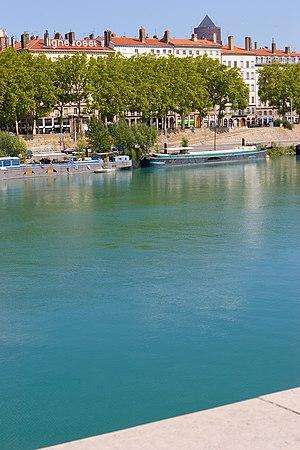 Rhône, Lyon, France.