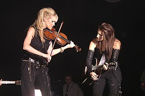 Dixie Chicks Glasgow 2003