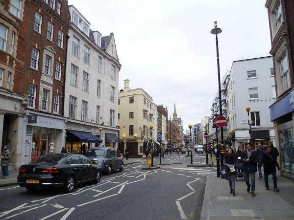 Marylebone High Street - Wikipedia