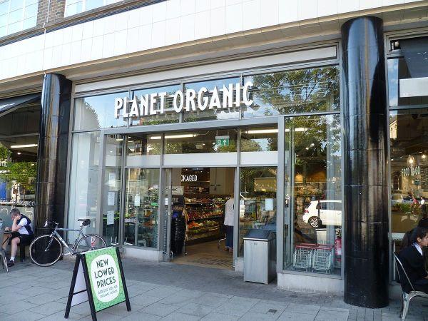 Planet Organic - Wikipedia