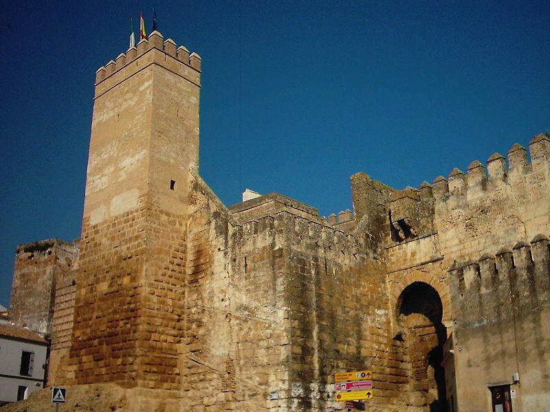 La porte de Seville à Carmona, qui était une ville Carthaginoise à l'origine