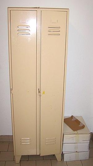 a locker