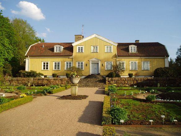 Stora Änggården