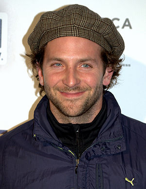 English: Bradley Cooper at the 2009 Tribeca Fi...
