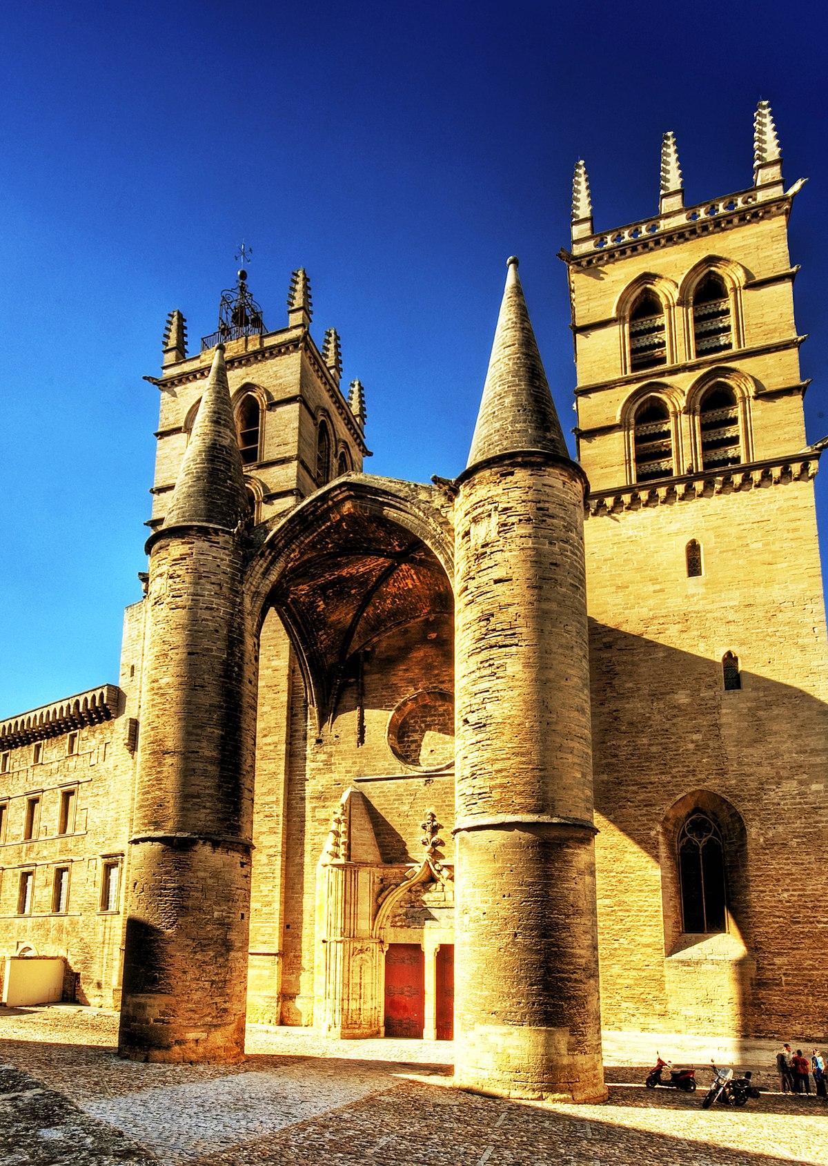 Catedral De San Pedro De Montpellier Wikipedia La