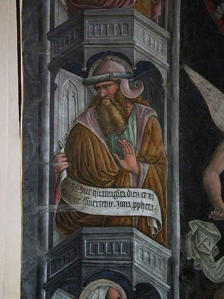 File:Clusone, Oratorio dei Disciplini, Interior frescos 19.JPG