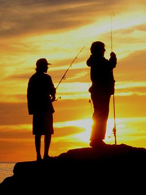 If you dont catch the fish who cares you caugh...
