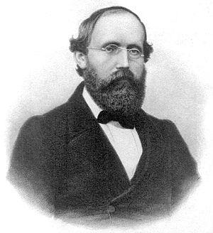 Bernhard Riemann, mathematician