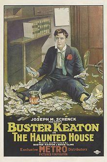 البيت المسكون فيلم 1921 ويكيبيديا، الموسوعة الحرة