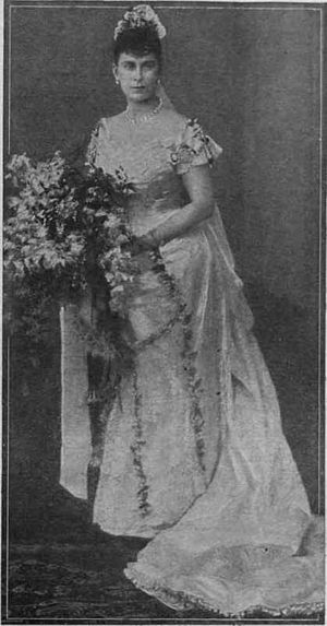 1893 wedding