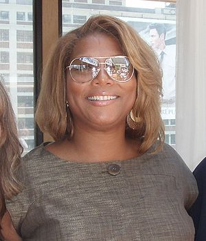 Queen Latifah at the LEAGUE 2008 National Awar...