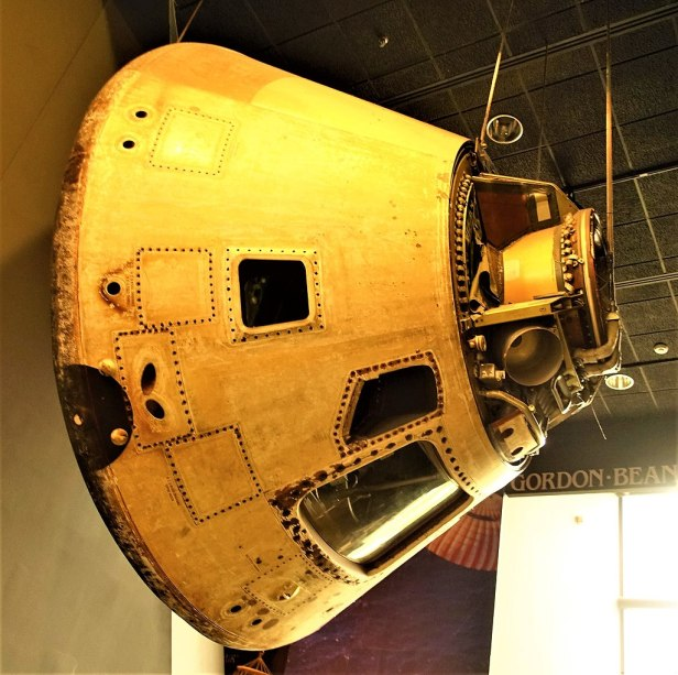 Skylab 4 Apollo Command Module