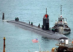 Nuclear Ships And Subs Pose Huge Risk To Humanity