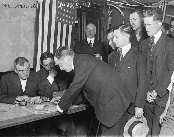 Conscription in the United States - Wikipedia