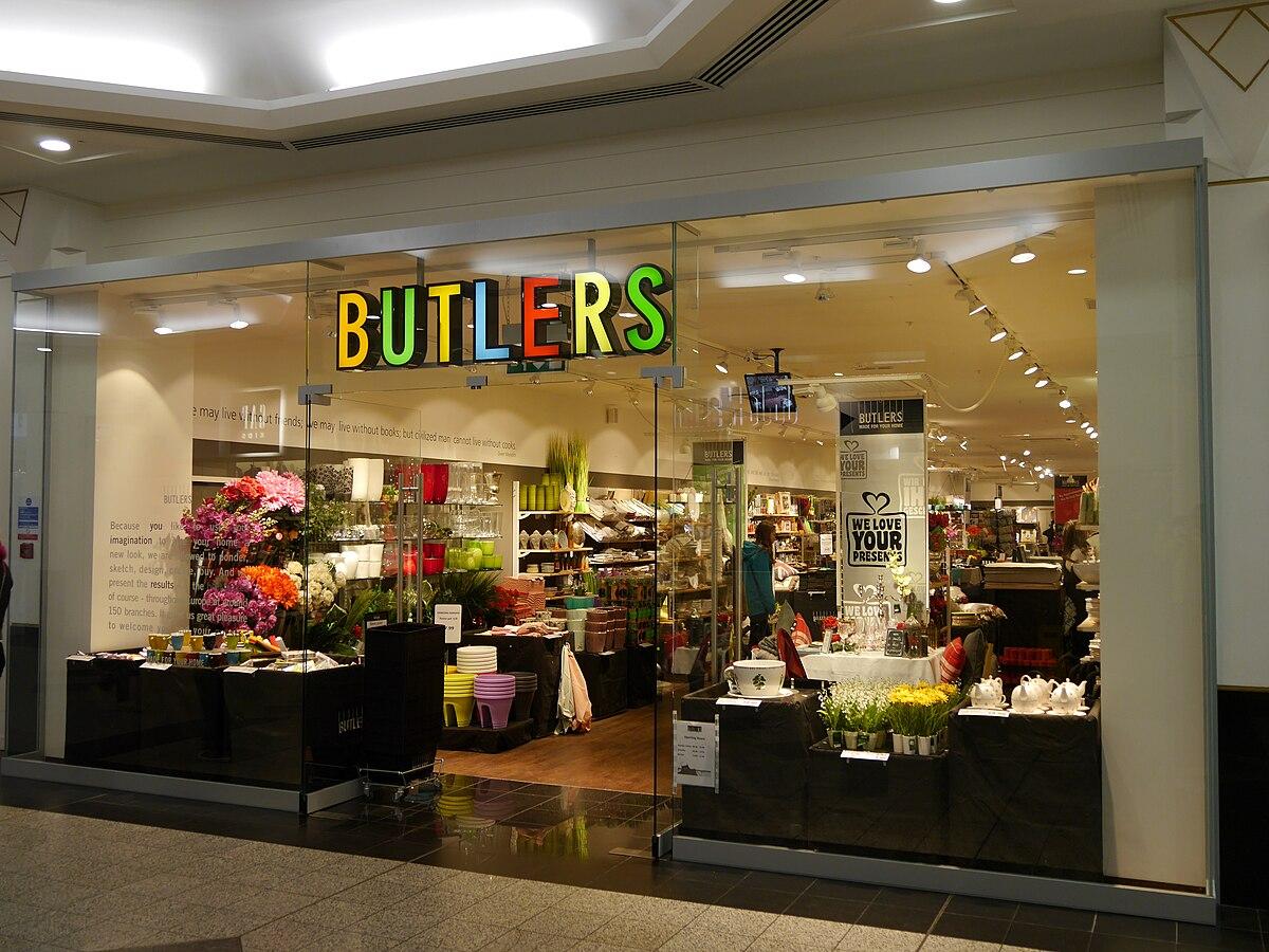Butlers Company Wikipedia