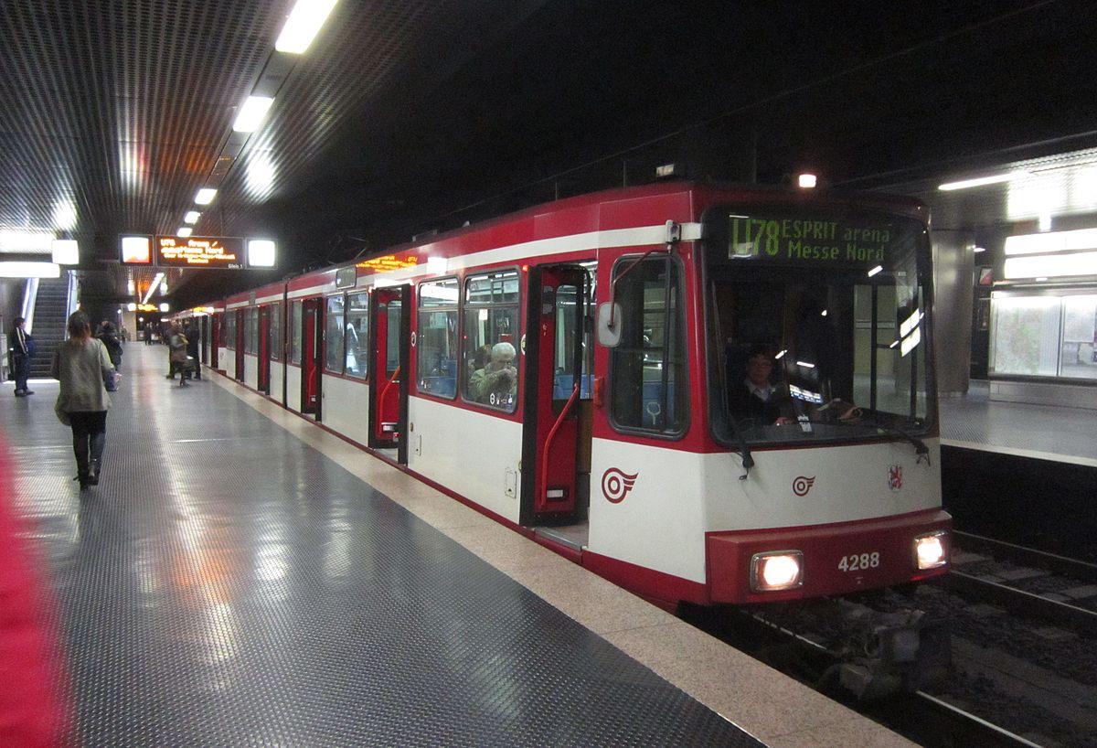 D 252 Sseldorf Stadtbahn Wikipedia