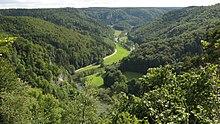 Donaudurchbruch ab Fridingen