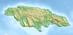 1692 Jamaica earthquake is located in Jamaica