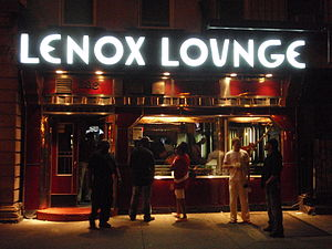 Deutsch: Lenox Lounge 2009