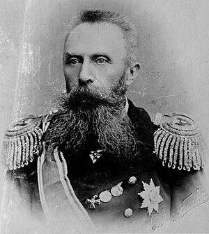 Oskar Stark, russian admiral Русский: Оскар Ви...