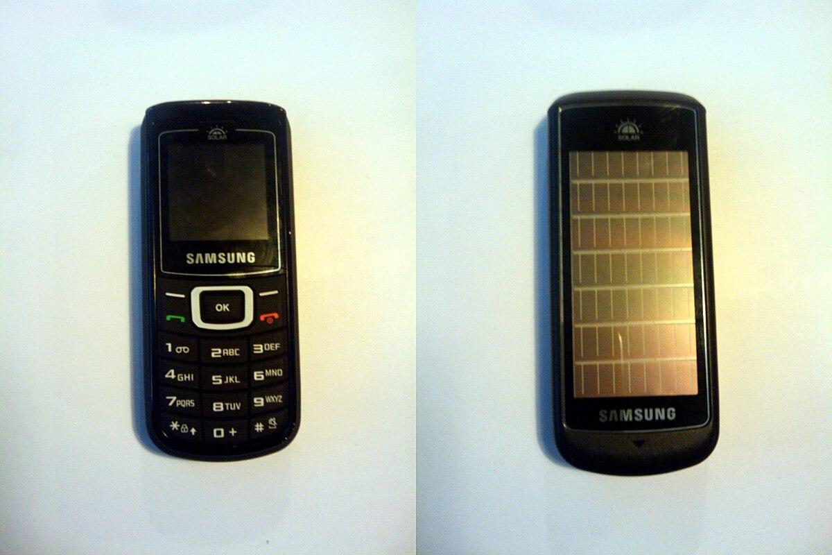 Samsung E1107 Wikipedia