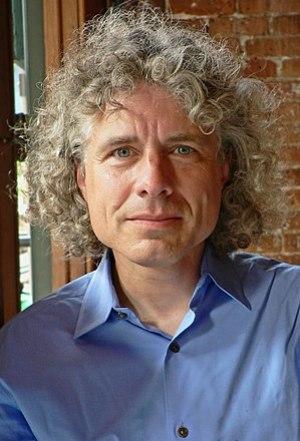 English: Steven Pinker