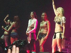 Beschreibung: The Pussycat Dolls am 18.11.2006...