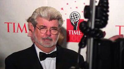 Time 100 2006 gala, George Lucas.